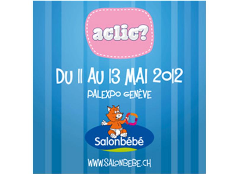 Salon du Bébé du 11 au 13 mai 2012